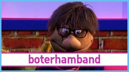 De Boterhamshow – Fred Focus – Boterhamband