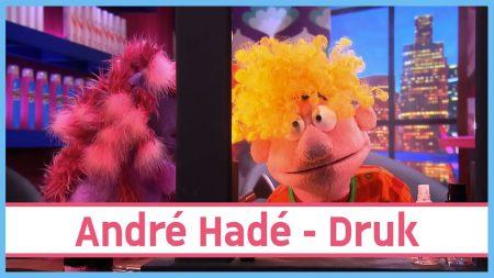 De Boterhamshow – André Hadé – Druk – Backstage & Liedje