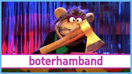 De Boterhamshow – Friedrich Fröbel – Boterhamband