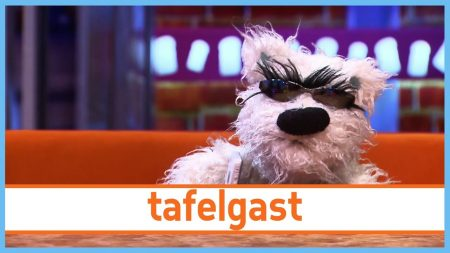 De Boterhamshow – Geheim Agent Jaap Van Stiekum – Tafelgast