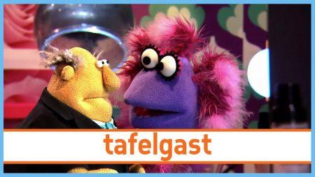 De Boterhamshow – Piet Snot – Tafelgast & Backstage