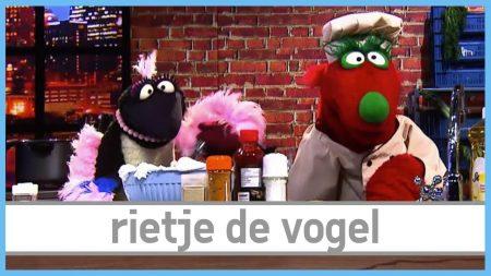 De Boterhamshow – Rietje De Vogel – Zenuwachtig – Backstage & Liedje