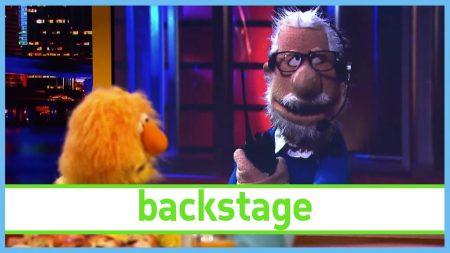 De Boterhamshow – Onzichtbare Gast – Backstage