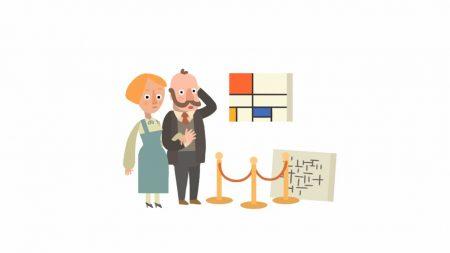 Clipphanger – Wie Was Piet Mondriaan?
