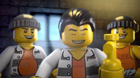LEGO® City – Politie: De Ontsnapping Van Gevangenis Eiland