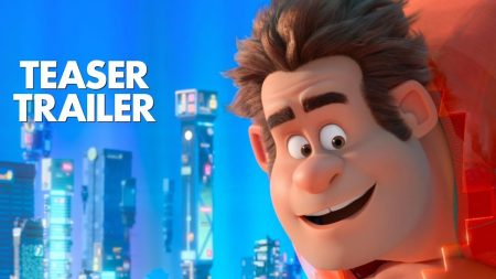 Wreck-It Ralph 2 – Ralph Breaks The Internet