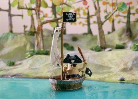 Capelito – Piraat