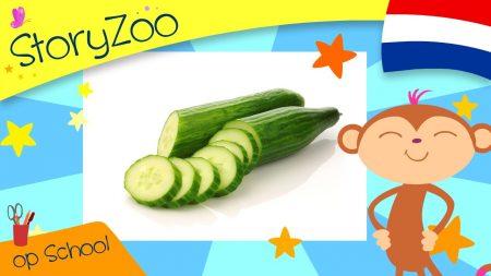 StoryZoo – Groenten