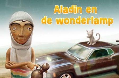 Verhaaltjes Voor Het Slapen Gaan – Aladin En De Wonderlamp
