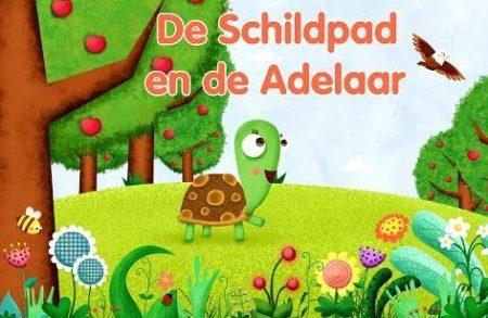 Verhaaltjes Voor Het Slapen Gaan – De Schildpad En De Adelaar