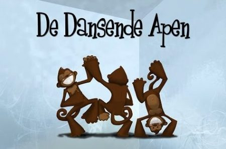 Verhaaltjes Voor Het Slapen Gaan – De Dansende Apen