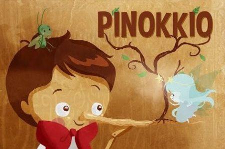 Verhaaltjes Voor Het Slapen Gaan – Pinokkio