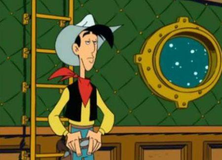 Lucky Luke – De Spionnen