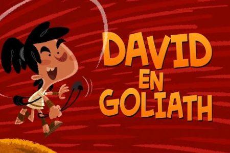 Verhaaltjes Voor Het Slapen Gaan – David En Goliath
