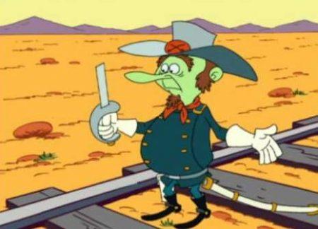 Lucky Luke – Een Kanon Voor De Daltons