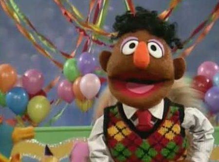 Sesamstraat – Verjaardag En Speelgoed