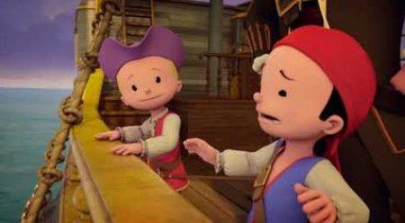 Suske en Wiske Junior – Piratenrace