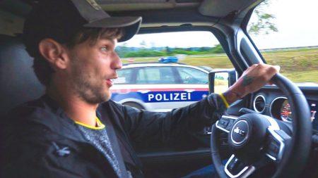 Enzo Knol – Achtervolgt Door De Politie! -Vlog #1801