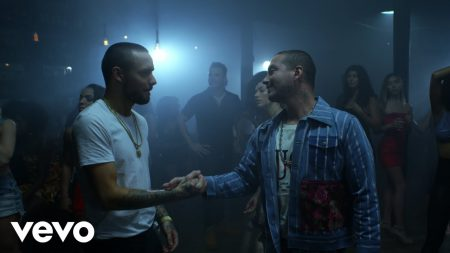 Liam Payne & J Balvin – Familiar