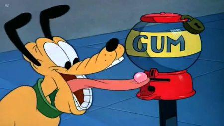 Mickey Mouse – A Gentleman's Gentleman