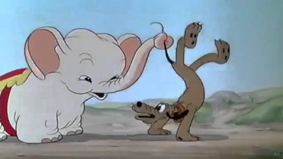 Mickey Mouse – Mickey's Elephant