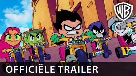 Teen Titans GO! – Trailer