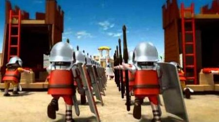 Playmobil – Het Houten Zwaard