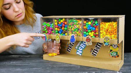 Hoe Maak Je – Een Snoepdispenser