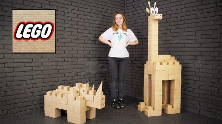 Hoe Maak Je – Reuze Lego Figuren