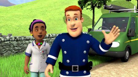 7 nieuwe afleveringen toegevoegd aan categorie Brandweerman Sam