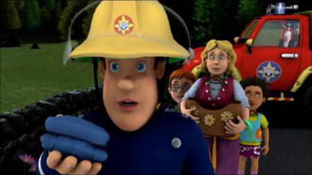 Brandweerman Sam – Dubbel Gevaar