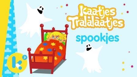 Kaatjes Tralalaatjes – Spookjes