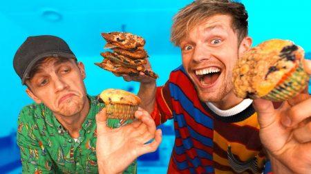 Enzo Knol – Blue Berry Muffins Maken Met Milan Knol! – Vlog #1838