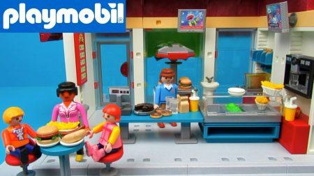Playmobil Fastfood Restaurant 6441 – Uitpakken en Spelen