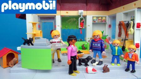 Playmobil Dierenwinkel Inrichten En Spelen – Uitpakken en Spelen