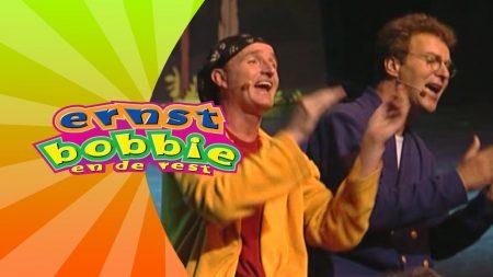 Vakantieshow – Ernst en Bobbie