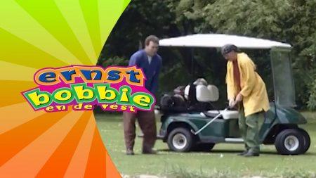 Ernst Bobbie en de Rest – De Golfwedstrijd