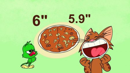 Cat & Keet – Pizza Mania