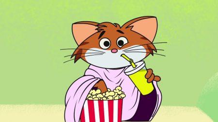 Cat & Keet – Geesten Aanval