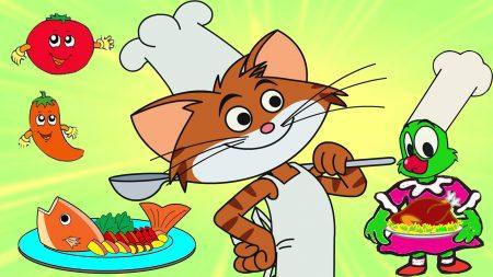 Cat & Keet – Koning Koken