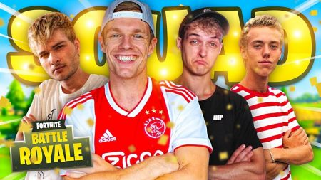 Enzo Knol – Volle Squad In Steady Storm Win!! – #126