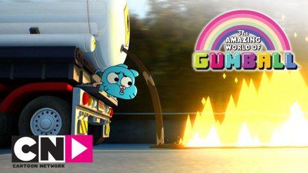 De Wonderlijke Wereld van Gumball – De Na-apers