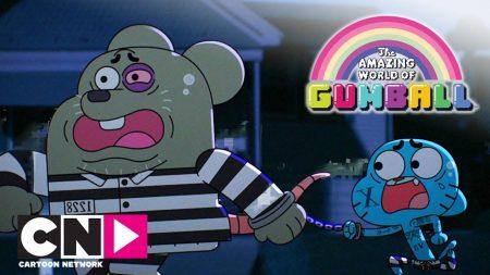 De Wonderlijke Wereld van Gumball – De Ontsnapping