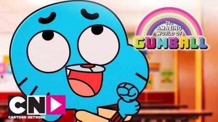 De Wonderlijke Wereld van Gumball – Schoolbeeld