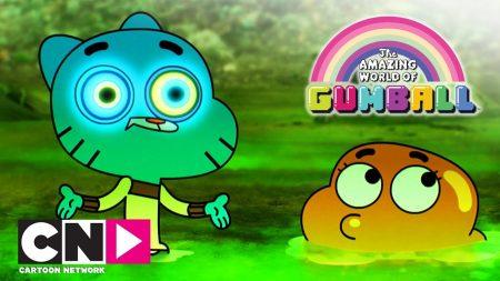 De Wonderlijke Wereld van Gumball – Leuke Dingen Doen Met De Oudjes