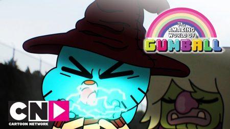 De Wonderlijke Wereld van Gumball – De Magiër