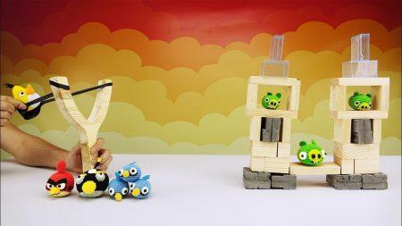 Hoe Maak Je – Angry Birds In Het Echt