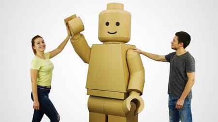Hoe Maak Je – Een Lego Man Costume