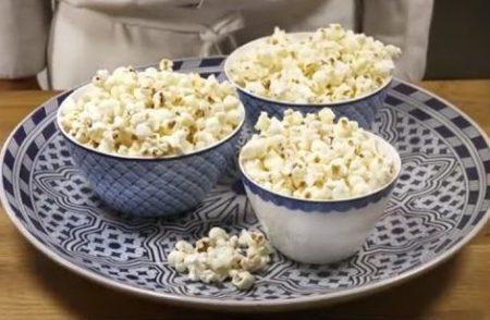 Koken en Bakken – Popcorn Maken