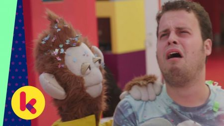 Olly Wannabe – Wrappen Met Sander Gillis (S1A2)